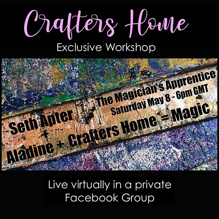 Online Workshop with Seth Apter - Magicians Apprentice