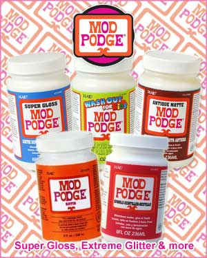 Mod Podge Dimensional Decor Adhesive