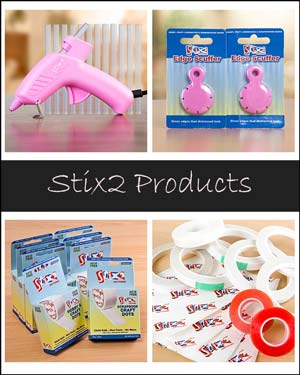 Stix 2 Adhesives and Tapes