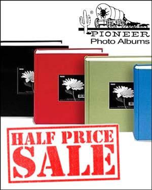 Pioneer Album Sale