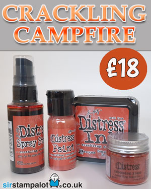 Crackling Campfire Deal