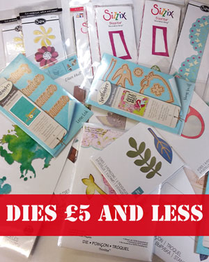 Sales Cutting Dies 5 pound or less