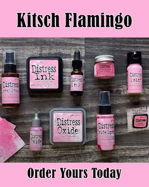 Tim Holtz New Distress Colour, February 2021