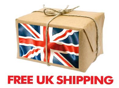 Free UK Postage this weekend