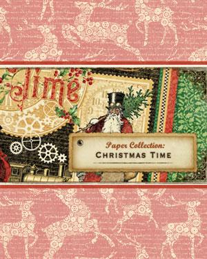Graphic 45 Christmas Time