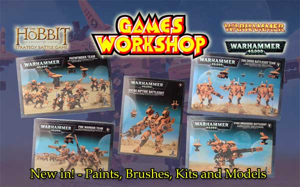 Games Workshop, Warhammer 40k, The Hobbit