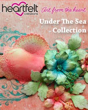 Heartfelt Creations - Under the Sea