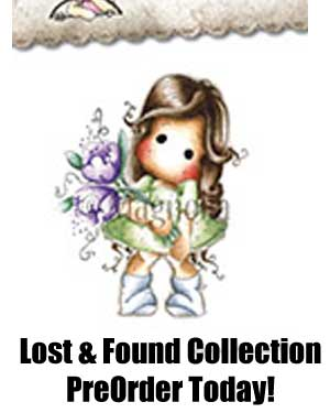 Magnolia 2014 Lost and Found Stamps Pre-order