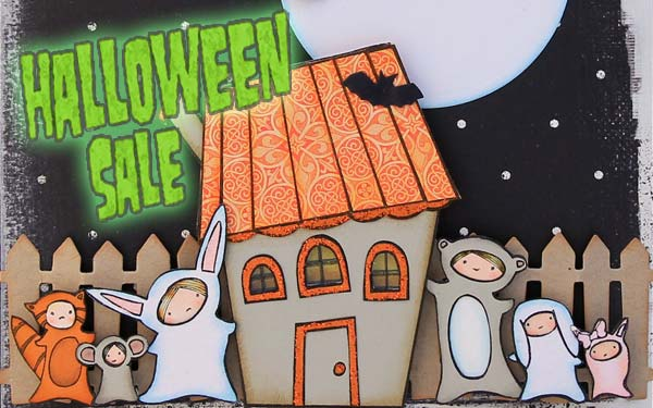 Halloween Sale Starts today