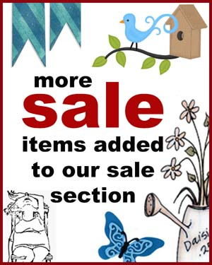 More items added to the sale and clearance section