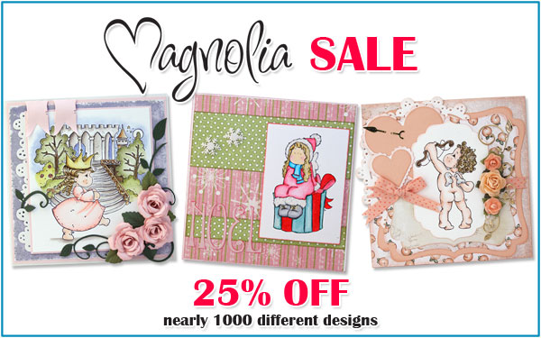 Magnolia Stamp Sale