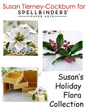 Susans Festive Flowers