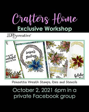 Crafters Home Exclusive Class with LDRS