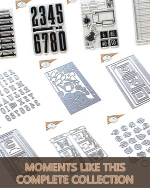 Elizabeth Craft Design Planners - Moments Like This