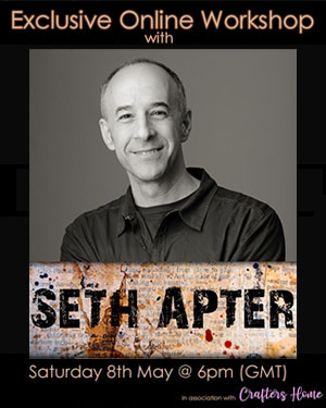 Exclusive Online Workshop with Seth Apter