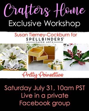 Exclusive Online Workshop with Susan Tierney-Cockburn