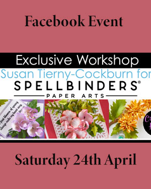 Exclusive Online Workshop with Susan Tierny-Cockburn